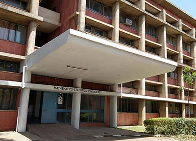 Department of Mathematics Panjab University Chandigarh India